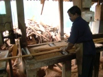 It is Asia's first saw mill, started in the 1800's