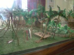 Mini replica of a village in Andaman