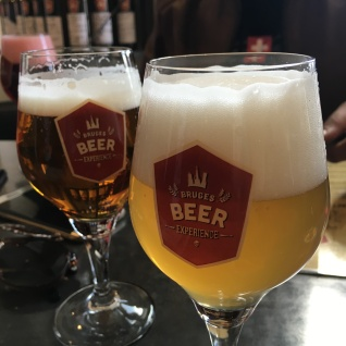 The Blonde and the Tripel