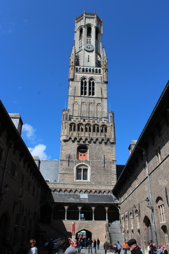 Belfry- rear view